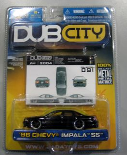 jada 1 64 dub city 96 chevy impala ss 1 64 scale die cast jada toys as