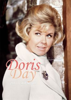 DORIS DAY 2013 wall calendar A4 size proceed from sales benefit the