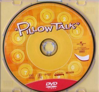 Pillow Talk DVD Doris Day Rock Hudson Please Read Description Below