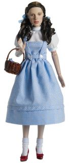 tonner dorothy gale wizard of oz judy garland sculpt dorothy gale was