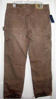 Mens Polo Ralph Lauren Dixon WorkWear Carpenter Jeans Pants $125