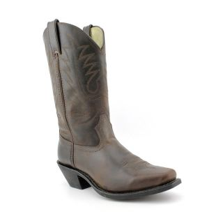 Durango RD3223 Womens Size 9 Brown Leather Western Boots