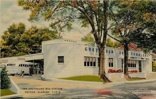art deco greyhound bus station dothan al 2697