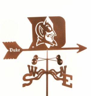 Duke University Blue Devils Weathervane Garden Decor