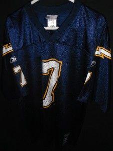 Mens M EC Vintage Doug Flutie Flakes San Diego Chargers NFL Jersey