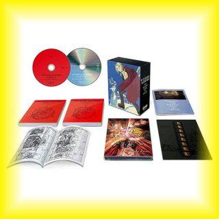 Fullmetal Alchemist Bluray DVD New 2 Disc Set Box Anime Japan Complete