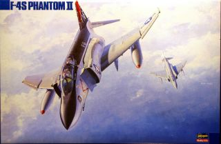 72 Hasegawa McDonnell Douglas F 4S Phantom II U s Navy U s M C