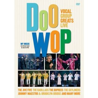 doo wop vocal group greats live dvd as seen on pbs