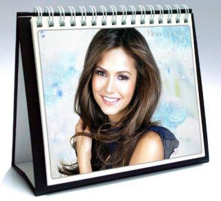Nina Dobrev 2013 Desktop Holiday Calendar The Vampire Diaries Elena