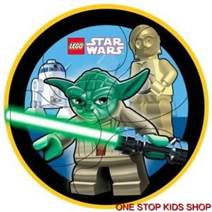 Lego Star Wars Lenticular Puzzles Toy Game Party Favors Stocking