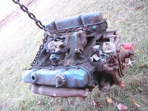 1971 72 Dodge Plymouth Chrysler 400 CI Engine Core Mopar 3614230 for
