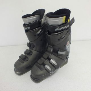 Nordica Syntech F9 Rear Entry Downhill Ski Boots US Mens Size 8 Mondo