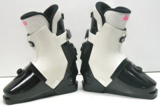NORDICA N955 REAR ENTRY Downhill SKI BOOTS Mens 7, Women 8, mondo 25