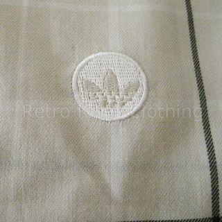 adidas originals check smart shirt long sleeved beige clay mens e6