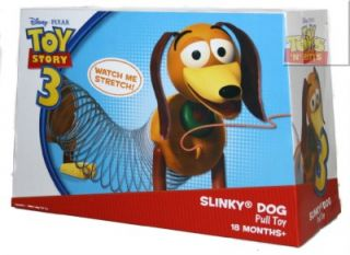 Disney Toy Story Slinky Dog Pull Toy Large oz Free Post