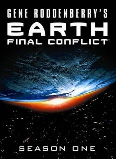 Earth Final Conflict Season One DVD 2009 5 Disc Set