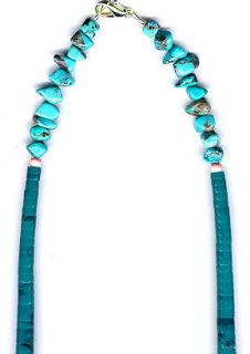 Mens Womens Navajo Turquoise Dreamcatcher Necklace 01 Native American