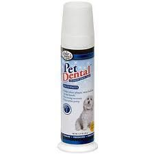 Four Paws Dental Kits Toothpaste Dogs Cats All Types