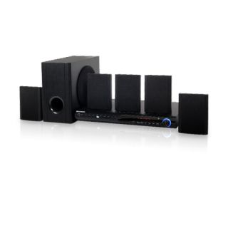 Channel Surround Sound Home Theater Speaker System DVD Player