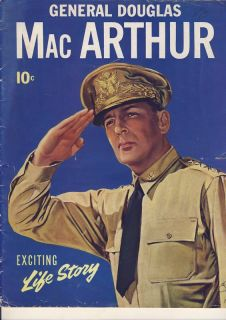 General Douglas MacArthur Exciting Life Story WWII