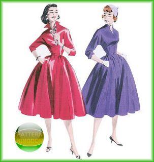 1950s Rockabilly Retro Dress Belt Patterns 16 22