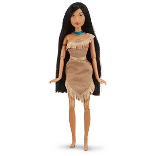 is just around the riverbend with our Disney Princess Pocahontas Doll