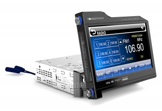 VIR 8300NR IN DASH CAR 8.3 TOUCHSCREEN MONITOR DVD/CD/iPOD PLAYER 7