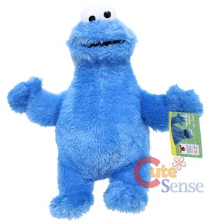 Sesame Street Cookie Monster Plush Doll 13 Large Stuffed Toy Figure