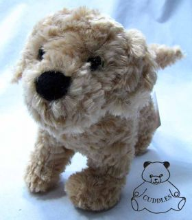 Retriever Dog Douglas Cuddle Plush Toy Stuffed Animal Puppy BNWT