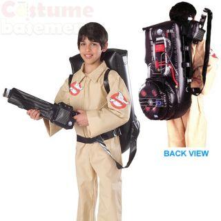 Ghostbuster Movie Halloween Costume Child Boys Small 4 6 Medium 8 10