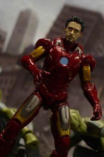Universe Avengers Ironman Unmasked Robert Downey Jr Tony Stark