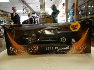 183 Don Coscarellis Phantasm 1971 Plymouth Cuda 340 ERTL American