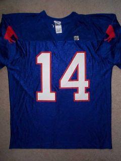 Buffalo Bills Ryan Fitzpatrick NFL Football Jersey Adult L LG Large