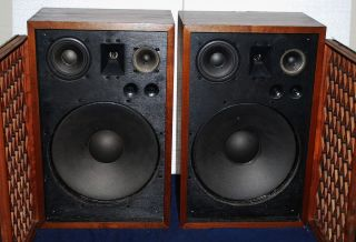 PIONEER CS 99 VINTAGE SPEAKER PAIR 5 WAY 6 DRIVER SOUND GREAT