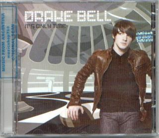 drake bell it s only time factory sealed cd in english
