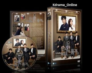 Gentlemans Dignity Korean Drama TV Series DVD Excellent English Sub