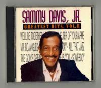 Sammy Davis, Jr. Greatest Hits Vol. 2 CD 1990   Buddy Rich Las Vegas