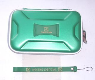 Green Airform Case Bag Pouch for Nintendo DSi ll DSi XL
