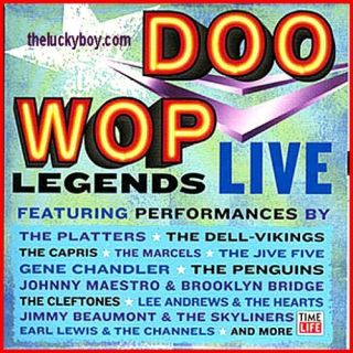 Doo Wop 50 as Seen on PBS TV Live Rock Soul Legends Show DVD