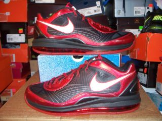BB Low All Star West Black White Red 13 Kobe VI 6 East KD III 3