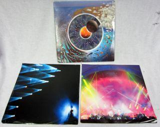 Pink Floyd Pulse London Earles Court 20 10 94 2 Laser Disc LD Movie