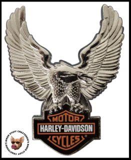 Harley Davidson Upwing Eagle Vest Pin