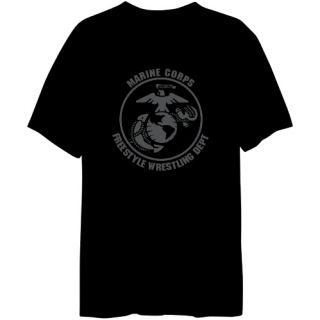 Marine Corps Freestyle Wrestling Dept Sports T Shirt