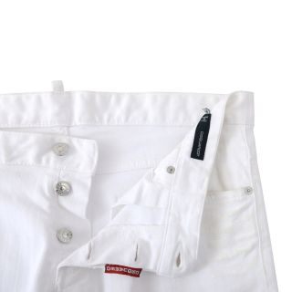 dsquared white distressed jeans us 32 eu 48 retail value 495 our price