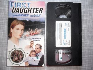 First Daughter 1999 Mariel Hemingway Doug Savant