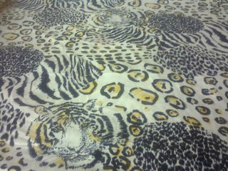 Sale 400TC Soft Sheet Set Animal Tiger Print All Size Deep Pocket