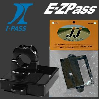 Motorcycle Toll EZ Pass or Ipass Holder Sport Bike