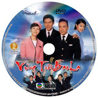 Vung Troi Bao La Tron Bo 10 DVDs Phim Hongkong 40 Tap