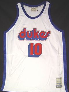 Norm Nixon 10 Duquesne Univ Dukes Throwback Basketball Jersey Lakers