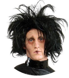 Edward Scissorhands Wig Costume Brand New